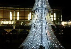 Christmas Tree Lighting @ Celebration Square