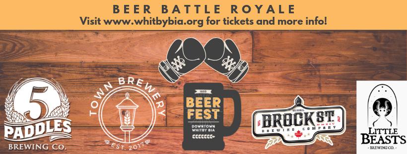 Beer Battle Royale Logo