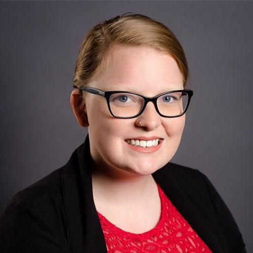 Headshot of Whitby BIA board member Heather Bulman