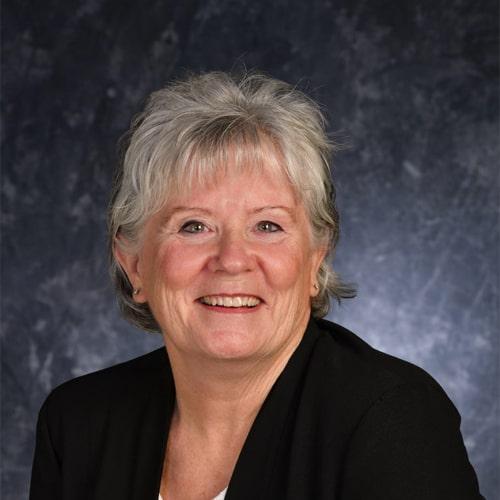 Headshot of Whitby BIA board member Joann Drumm