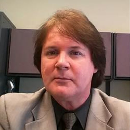 Headshot of Whitby BIA board member John Sautner