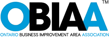 Ontario Business Improvement Area Association (OBIAA) logo