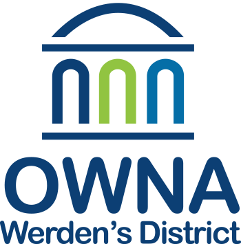 Olde Whitby Neighbourhood Association (OWNA) logo